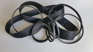 courroie elastomere